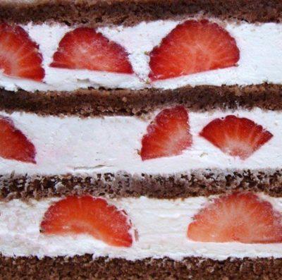 ягодная начинка для свадебного торта