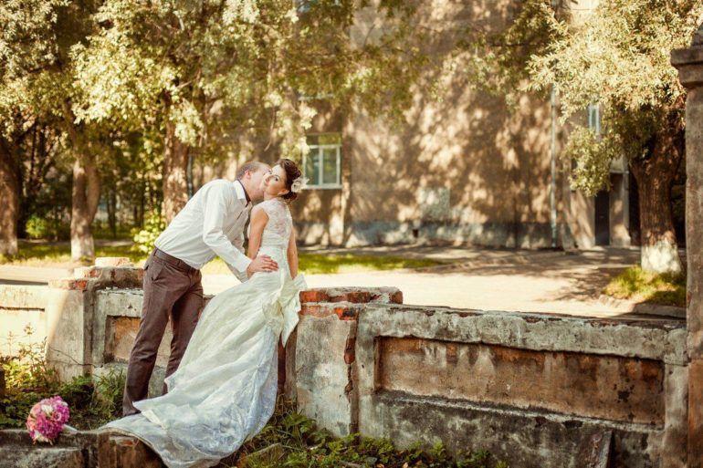 Гламурная свадьба в стиле винтаж