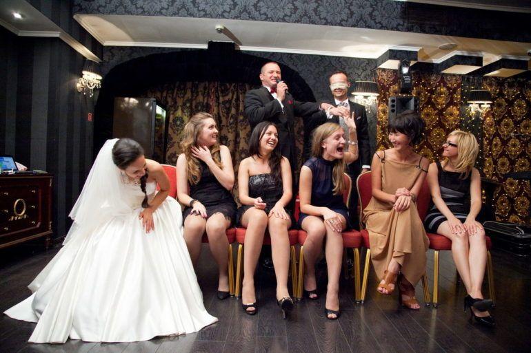 Подвижные игры на свадьбу