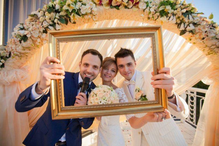 Сценарий домашней свадьбы