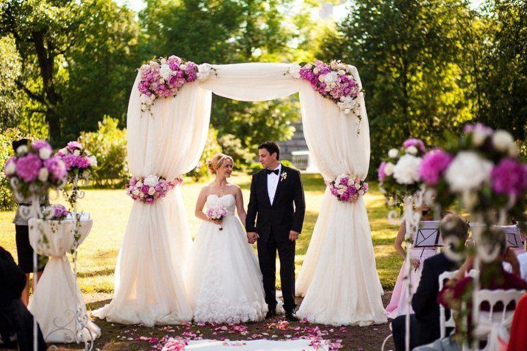 Что такое и как проходит выездная регистрация брака