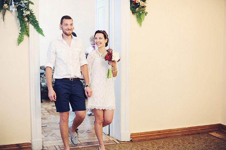 Как проводится неторжественная церемония регистрации брака