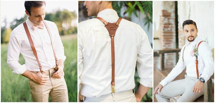 Образ жениха без пиджака - как правильно подобрать