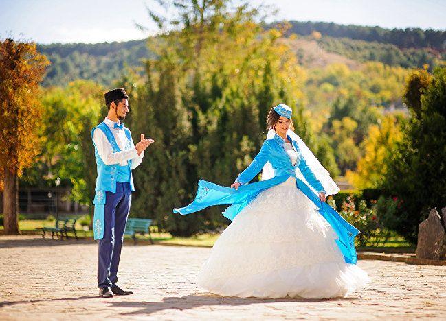 Татарская свадьба - национальные традиции и обычаи