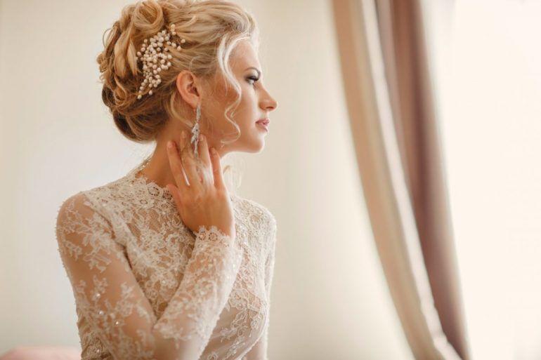 Свадебные прически на коротких волосах в 2020 году — фото укладок на свадьбу для невесты на короткие стрижки