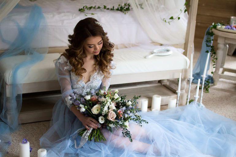 Свадьба в бирюзовом цвете - оформление и проведение